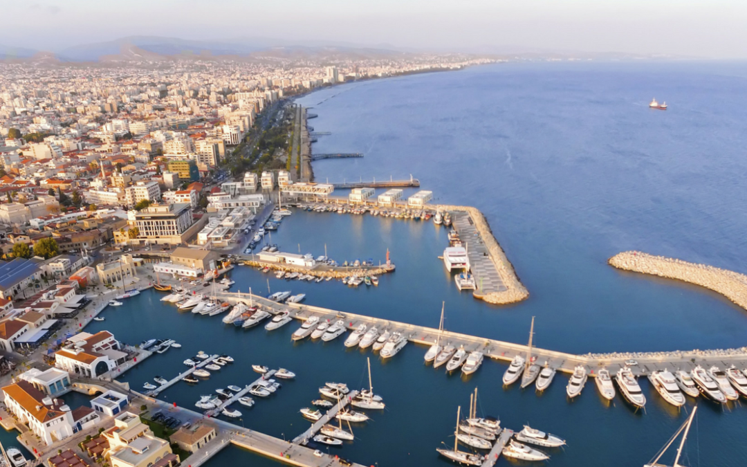 Limassol: cosmopolitan, business-minded, inclusive.